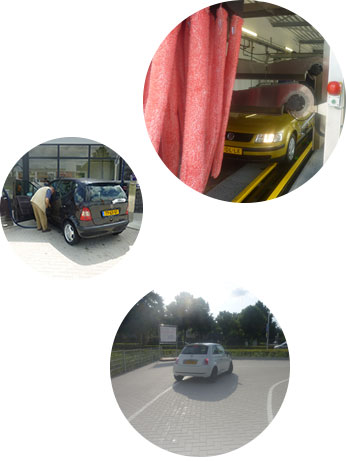 Cleaning carwash de Liemers
